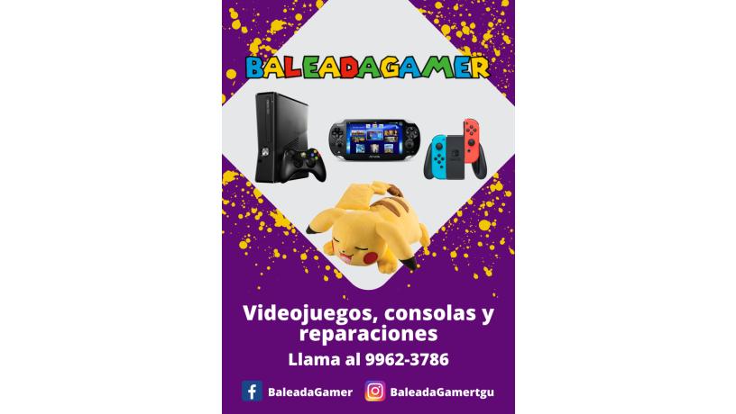Baleada Gamer