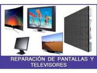 REPARACION EN PANTALLAS TODAS MARCAS , SMART TV LED , LCD MAS PLASMA EN GENERAL INFORMES AL 7081-09-69