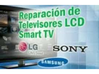 REPARACION EN PANTALLAS TODAS MARCAS , SMART TV LED , LCD MAS PLASMA EN GENERAL AL 7081-09-69