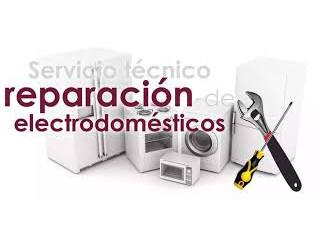 REPARACION EN ELECTRODOMESTICOS DE TODA LINEA BLANCA DE LUNES A DOMINGOS AL 6177-93-22