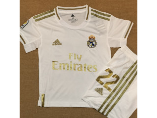 Uniforme Real Madrid para Niño