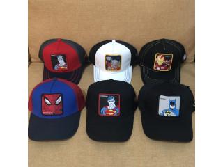 Gorras Super Heroes DC Comics