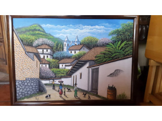 Obra de Arte de Alonzo A.