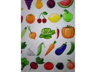 Necesitamos Frutas y Verduras a domicilio