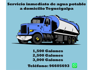 Agua Potable Express