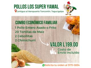 POLLOS LOS SUPER YAMAL