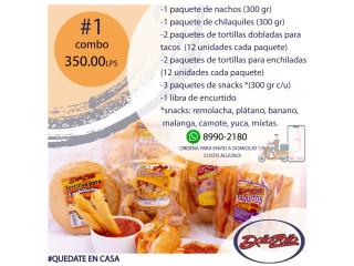 Combos Productos Doña Zoila