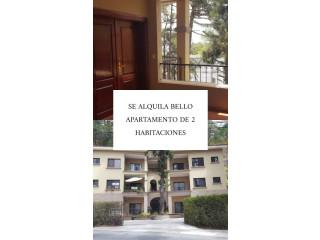 Se Alquila Apartamento de 2 Habitaciones Km. 6 El Hatillo