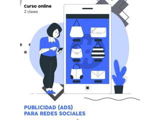 Curso de publicidad (Ads) para redes sociales