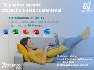 Certificación en internacional de Office