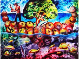 Pintura en lienzo arte