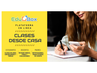 EduBox Software de Gestión Escolar