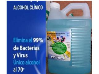 Productos de limpieza NALU