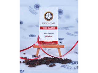 Barra Clásica de  Chocolate Amargo 70 %