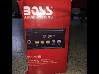 AUDIO SYSTEMS RADIO MARCA BOSS NUEVO