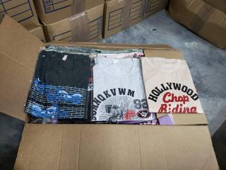 Venta de camisetas al por mayor