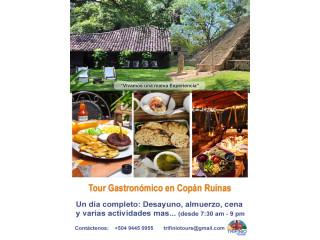 Gastronomía Copán Ruinas