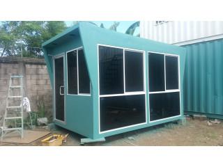 Alquiler y venta  de oficinas, bodegas y Contenedores refrigerados (reefers)