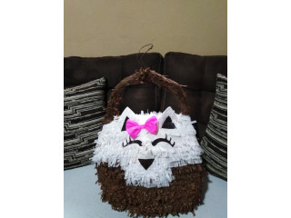 Piñata de gatita