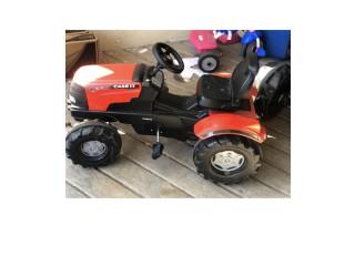 Tractor para niño