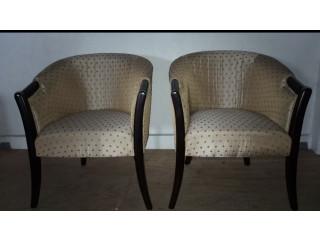 2 sillas perfectas para tu sala