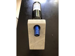 Sostenedor para botellas de Marmol