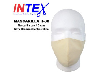 Mascarillas H 80
