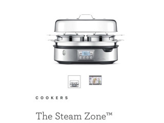 "BREVILLE ""THE STEAM ZONE"""