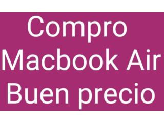 ‼Compro Macbook Air del 2013 a 2017 a buen precio ‼