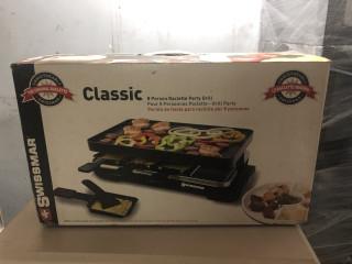 Raclette nueva
