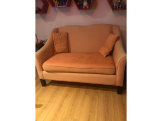 Vendo Sofa de Caoba
