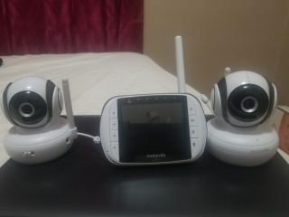 Motorola vigilabebés