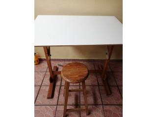 Mesa para dibujo (48.00x31.50 pulgadas)