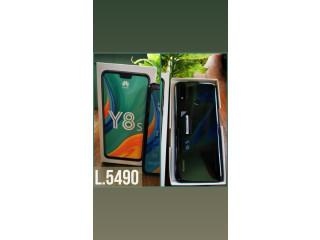 El Y8 nuevo con un año de garantia