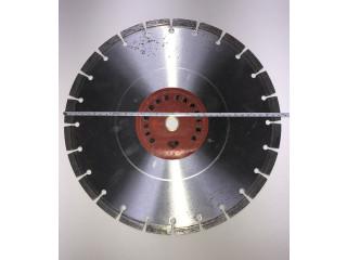 """Disco 14"""" Diamantado, para cortar concreto"""