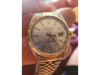 Rolex original con certificado