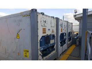 Contenedores Marítimos Secos y Refrigerados en Venta