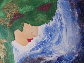 """Arte Moderno """"Gaia"""""""