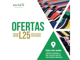 Aprovecha Nuestras #ofertas En Telas A Nivel Nacional.