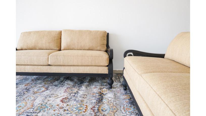 nuevo-sofa-de-tela-beige-con-respaldo-de-rattan-negro-big-1