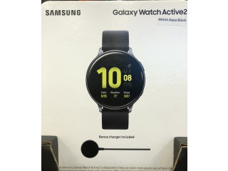 Samsung Galaxy Watch Active 2- negro