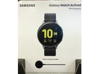 Samsung Galaxy Watch Active 2- negro