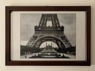 Cuadro de Torre Eiffel