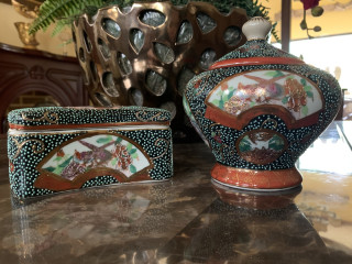 Juego de ceramica China