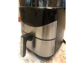 Air fryer Gourmia, usado 2 veces