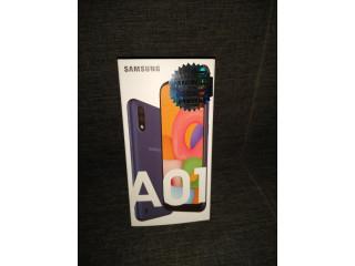 Celular Samsung a01 NUEVO