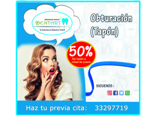 Promo Obturacion Dental