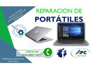Mantenimiento de laptop y pc