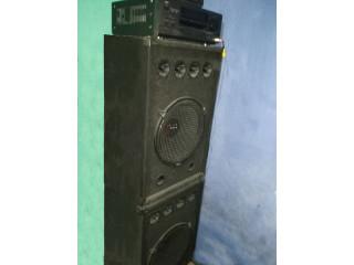 Sistema de audio potente RCA