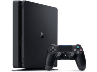 PS4 - SONY Playstation 4 Slim como NUEVO